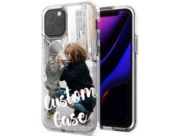 Personalized Custom Picture Photo Image Case Cover For Apple iPhone 13 / 13 Pro Max / 12 Pro / 12 Mini  / 11 Pro Max / Xs / XR / 8 Plus / SE