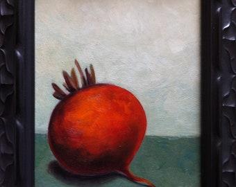 Original, Oil Painting, Still Life, Framed, Beet