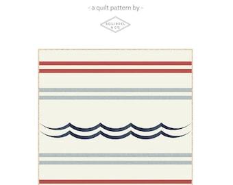 Breakwater Quilt Pattern