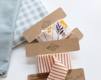 Set of 6 Quilt Binding Spools