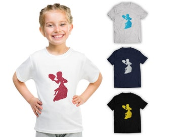 Disney Store Princess Belle Beauty /& the Beast Baby Girls T Shirt 18-24 Months