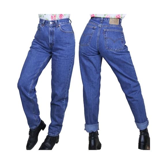 "Levis 512 Jeans   High Waisted   26"" Waist   Strai"