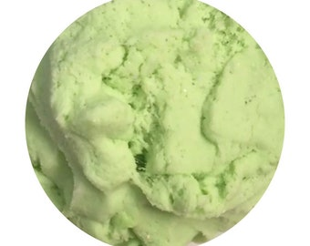 Mint cloud slime