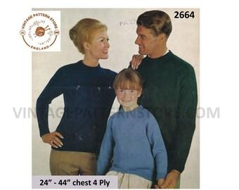 4 ply sweater knitting patterns e32a8a8ce