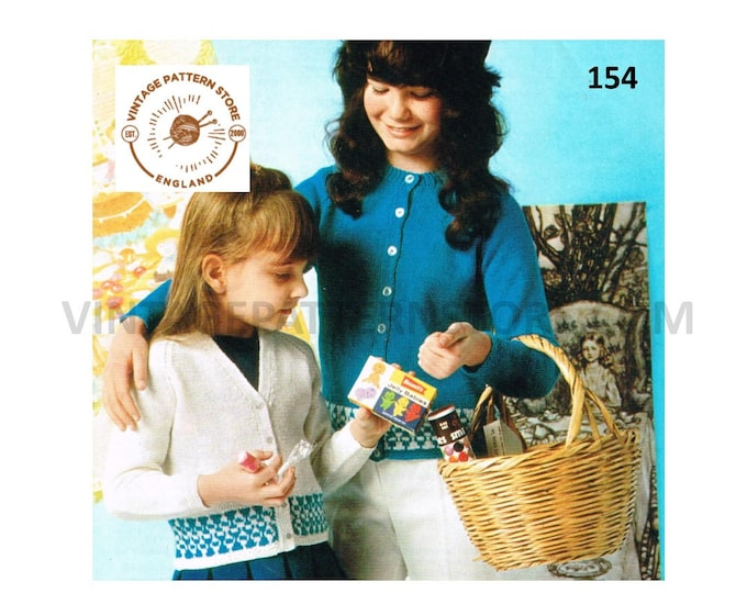 eee97cd61 Childrens PDF Patterns - vintagepatternstore
