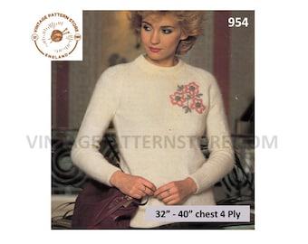 c04d54c642b5 4 ply raglan sweater
