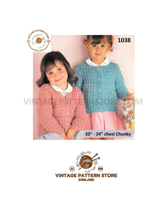 b553d8d9be98 Knitting Pattern Babies toddlers girls boys easy to knit