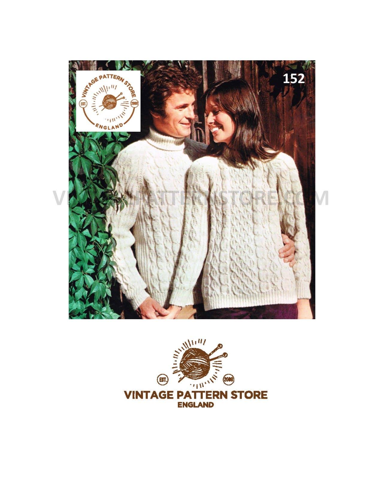 761c93e0379f 80s aran sweater knitting pattern