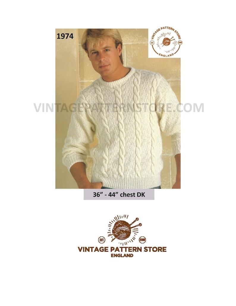 "WOMENS  SHORT SLEEVE JUMPER  Knitting Pattern   DK  34-40 /"" CHEST N0 44A"
