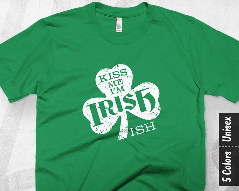 71ff0393 Womens St Patricks Day Shirt Irish T Shirt Shamrock Tee | Etsy