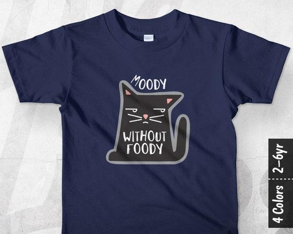 I love Cat Kid/'s T-Shirt Children Boys Girls Unisex Top Kitten Meow