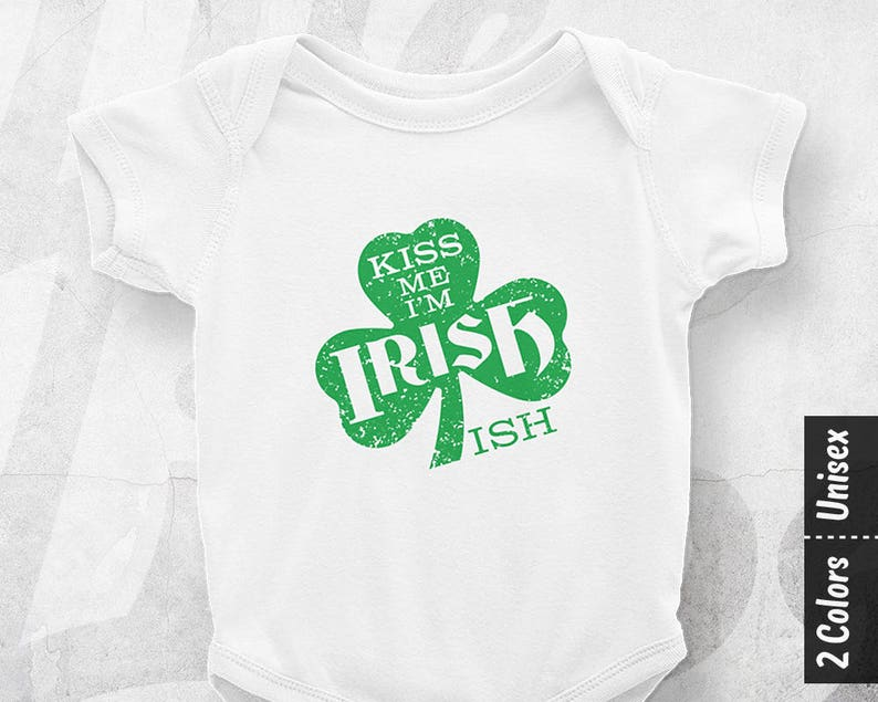 7f5299e2f St Patrick Day Baby Boy Baby Girl Outfit Baby First St | Etsy
