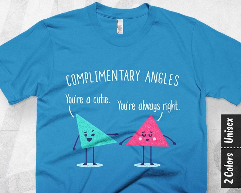 0c91a223 Funny Math T Shirt Gift For Math Teacher T-Shirt Math Puns | Etsy