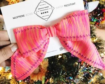 Big Pink Bow