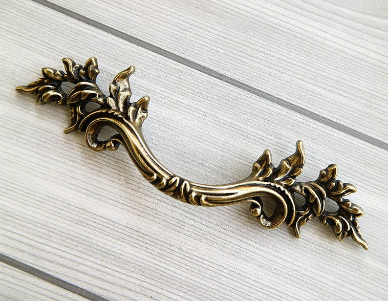 Vintage Retro Pull Door Drawer Knobs Handle Project Furniture 03-E
