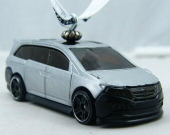 Car Hauler Ornament Etsy