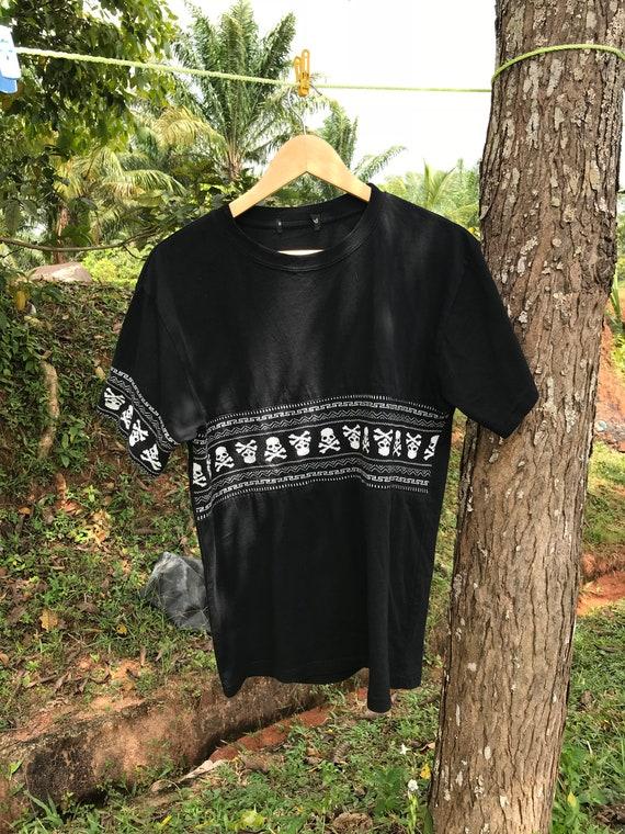 Mastermind Japan Skull Cushion T Shirt
