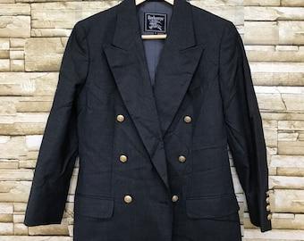 Vintage Burberrys Blazer Small Size Jacket
