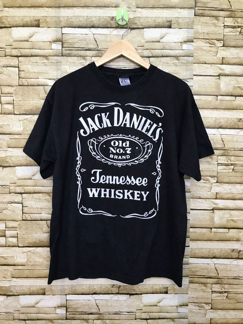 e4178d83ae369 Jack Daniels Tennessee Whiskey T shirt