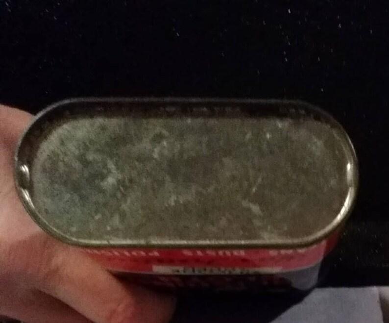 Atlas polishing cloth tin