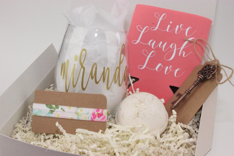Womens gift custom gift birthday gift birthday box womens