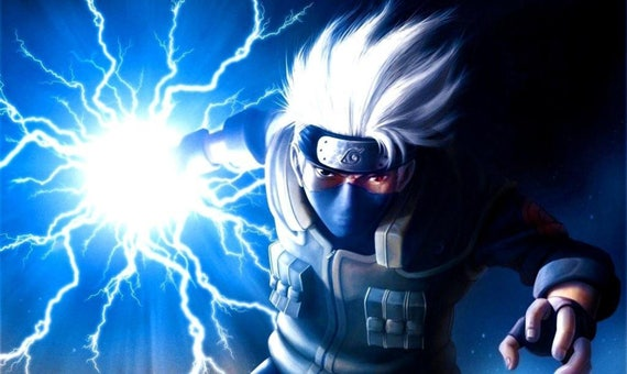 kakashi playmat 24 x 14 inches high def printing etsy