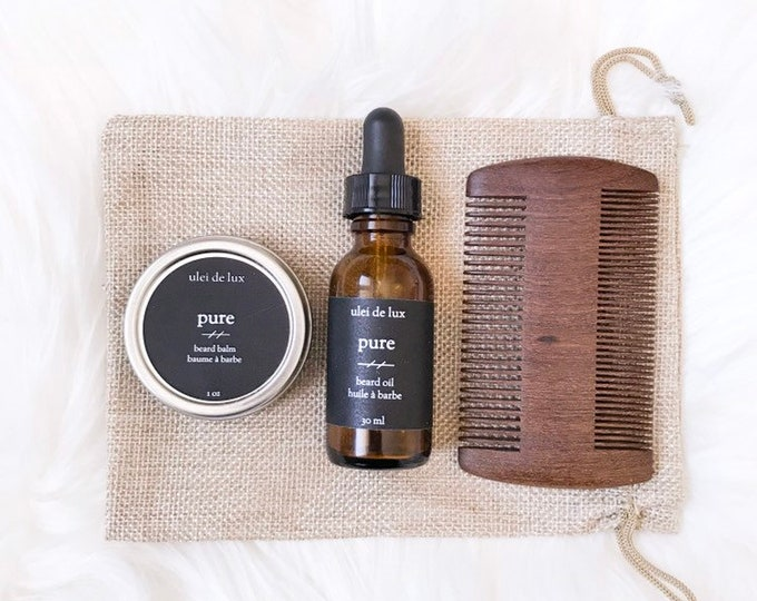 Featured listing image: Beard Grooming Kit