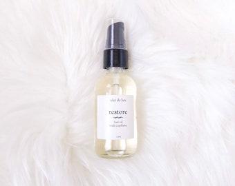Restore Hair Oil