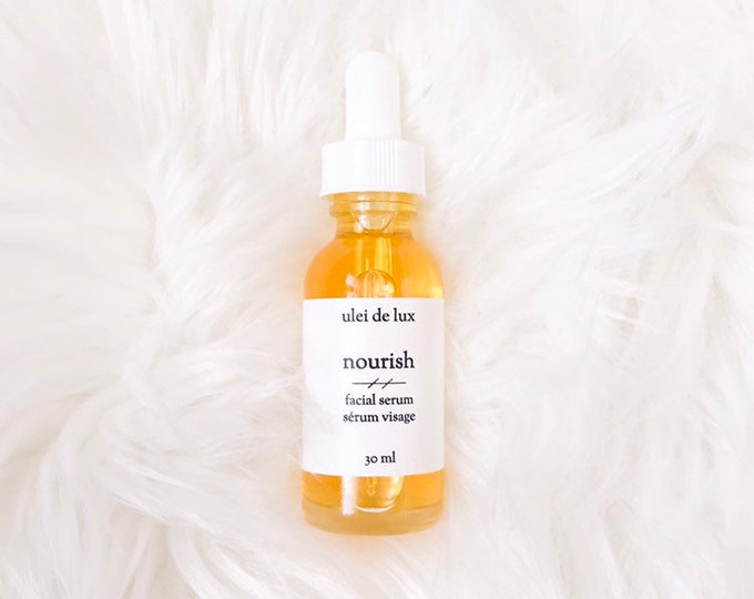 Featured listing image: Nourish Facial Serum