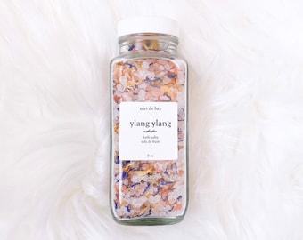 Ylang Ylang Bath Salts