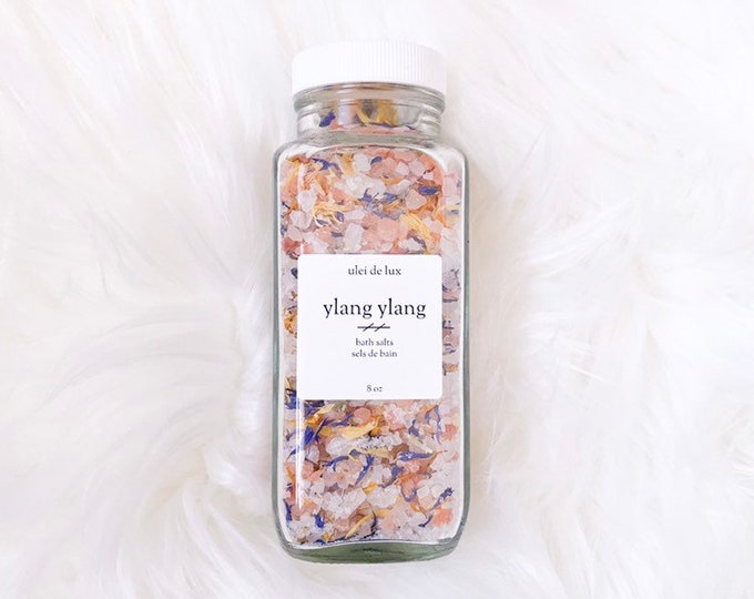 Featured listing image: Ylang Ylang Bath Salts