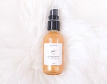 Gold Illuminating Body Oil