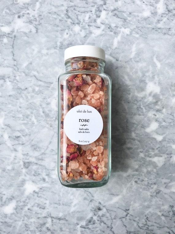 Himalayan Rose Bath Salts