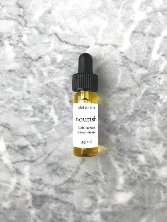 Facial Serum Sample