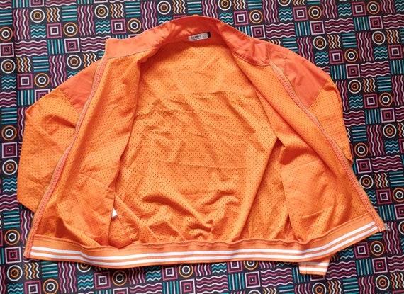 Vintage 90s CHANEL women light jacket size XL - image 5