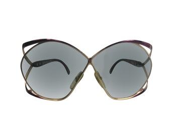 9440b75244538 Christian Dior Vintage 80s sunglasses 2056 oversize Dior lunettes de soleil  sunglasses