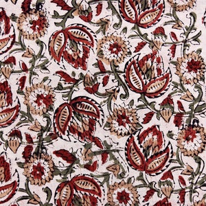 44 inches Bicycle print Organic Cotton,Cycle Print india fabric by the yard,hand dyed fabric,Hand Block print Boho Fabric Indian Fabric