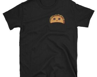 d73d38e5c4 Taco Pocket Shirt, Taco Lover Gift, Cinco De Mayo Shirt, Cute Taco Shirt, Taco  Tuesday, Mexican Food, Fiesta, Mexican Party Unisex T-Shirt