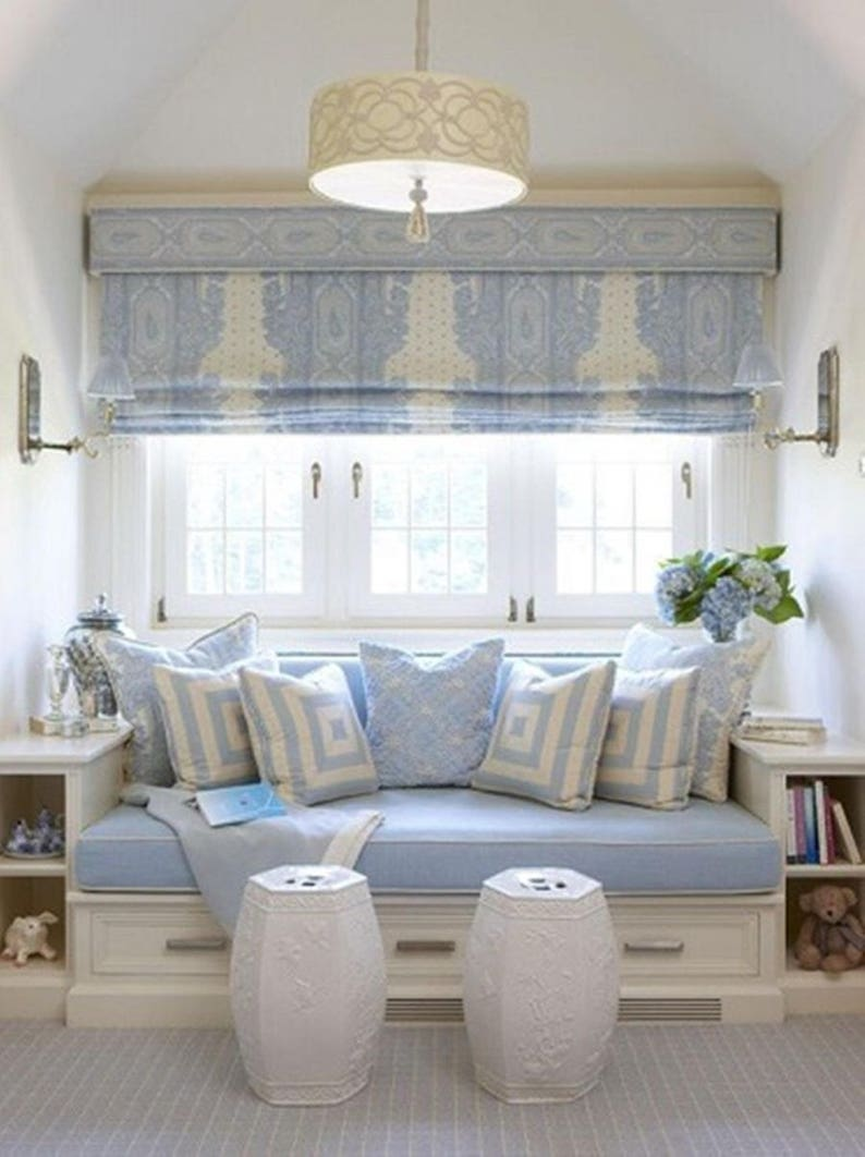 Custom daybed linen cushion cover and 25 Beautifully Handmade Decor Finds for Home to help you feather your nest and also inspire your interior design schemes.