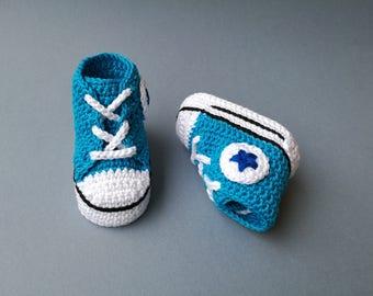 fbd3f7218 Crochet shoe pattern | Etsy