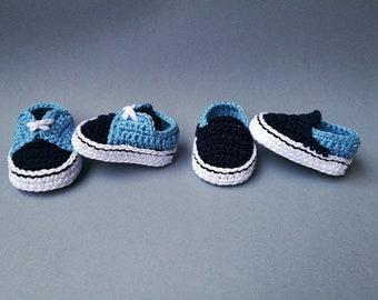 2 Crochet PATTERN Vans 17a9ad713