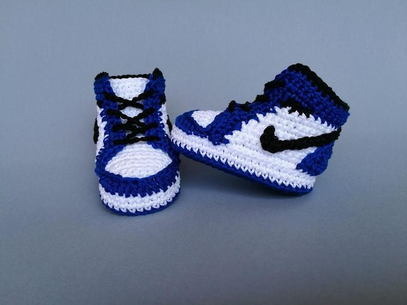 Baby crochet Jordan 4ac54ce24