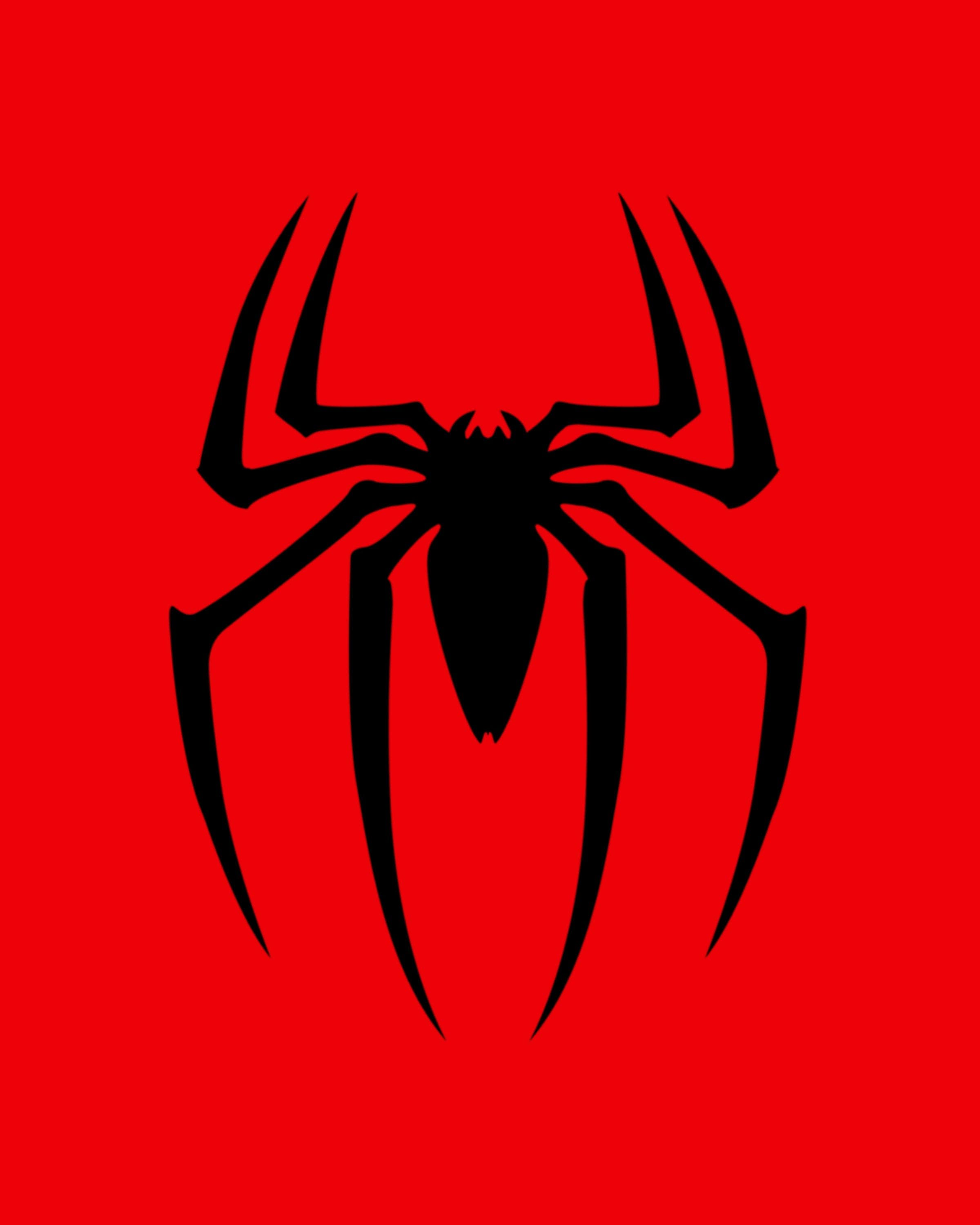 Stampa digitale spiderman simbolo etsy for Stampe da colorare spiderman