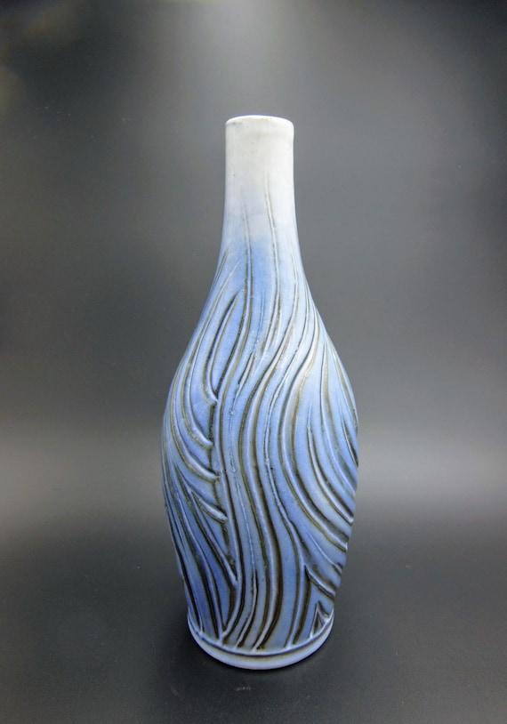 Danish Art Deco Vase From Lhjrt Etsy