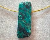 Genuine Turquoise pendant...