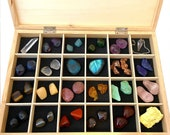 Lithotherapy stones set : Premium Edition