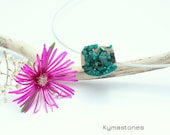 Dioptase Crystal pendant