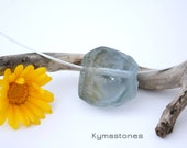 Celestite crystal in pendant
