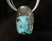 Opal from Australia pendant