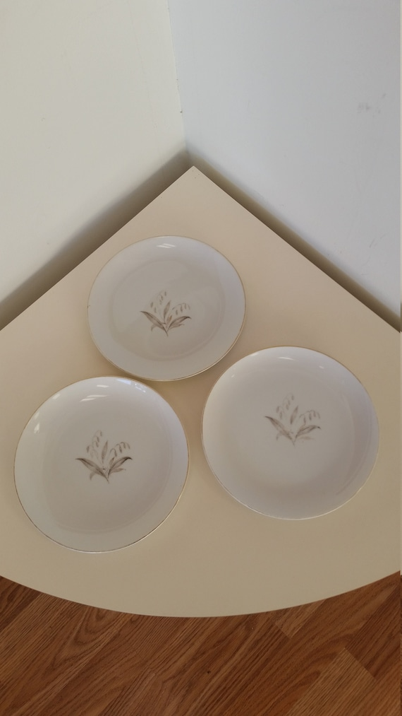 China Bread /& Butter Plate Golden Rhapsody by Kaysons